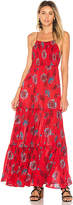 Free People Garden Party Maxi in Red. - size M (also in S,XS)