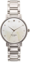 Kate Spade Women's 'Gramercy' Crystal Marker Watch, 34Mm