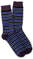 Ted Baker Stripe Crew Socks
