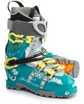 Scarpa Gea Alpine Touring Ski Boots - Dynafit Compatible (For Women)