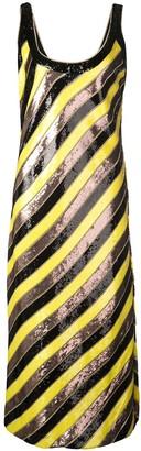 Dvf Diane Von Furstenberg Luisa sequinned dress