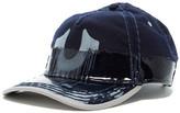 True Religion Two-Tone Coated Baseball Cap