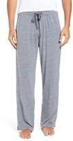 Daniel Buchler Men's Recycled Cotton Blend Lounge Pants