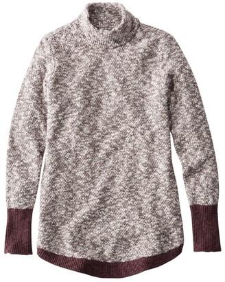 L.L. Bean L.L.Bean Women's Signature Cotton/Linen Ragg Sweater