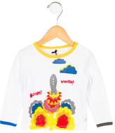 Stella McCartney Boys' Printed Crew Neck Shirt w/ Tags