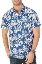 Nautica Floral Button-Down Shirt