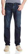 AG Adriano Goldschmied Men's The Graduate Tailored-Leg Jeans