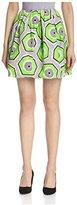 Carven Women's 290J52A Cotton Skirt