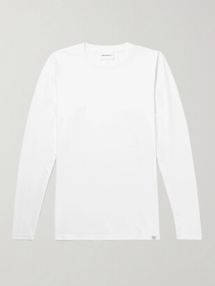 Norse Projects Niels Cotton-Jersey T-Shirt - Men - White