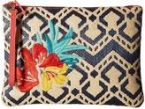 Vera Bradley Straw Beach Wristlet Wristlet Handbags
