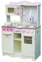 Liberty House Toys Country Wooden Toy Kitchen