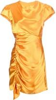 Cinq à Sept Natalia ruched dress