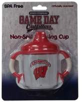 Bed Bath & Beyond University of Wisconsin 8 oz. Infant No-Spill Sippy Cup