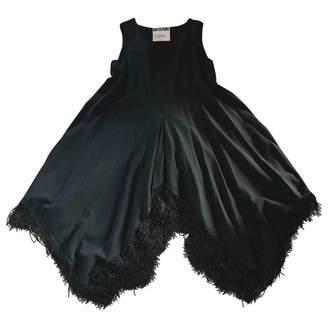 Moschino Black Wool Dress for Women