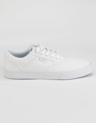 Etnies Blitz White Mens Shoes