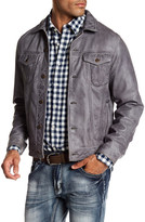 Gilded Age Hacienda Genuine Leather Jacket