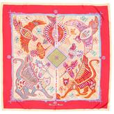 Hermes Légende Kuna Peuple De Panama Silk Scarf