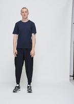 Issey Miyake navy bio t-shirt