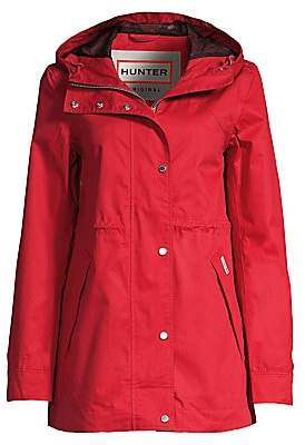 Hunter Women's Original Smock Cotton Jacket