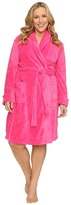 Lauren Ralph Lauren Plus Size So Soft Short Robe