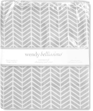 Wendy Bellissimo Hudson Changing Pad Cover