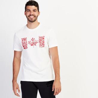 Roots Mens Icon Flag T-shirt