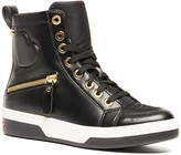 Love Moschino Side Zip Sneaker