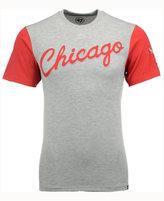 '47 Men's Chicago Bulls Triple Up T-Shirt