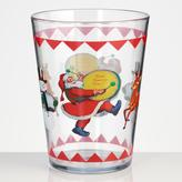 Cost Plus World Market Vintage Santa Melamine Tumblers Set of 2