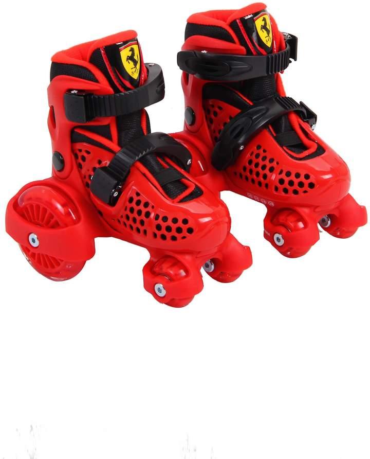 Ferrari (フェラーリ) - Ferrari My First Skate Rollerskate & Protective Gear Set