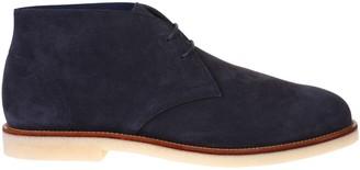 Hogan Business Casual Derby Shoes