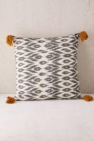 Urban Outfitters 4040 Locust Salaya Ikat Woven Pillow