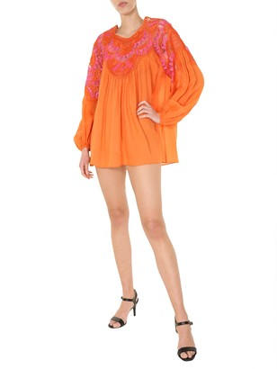 Alberta Ferretti Shirt Dress