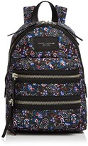 Marc Jacobs Biker Floral Mini Nylon Backpack