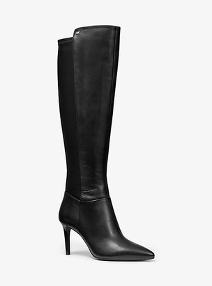 Michael Kors Dorothy Flex Stretch Leather Boot