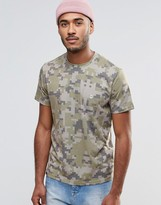 Le Breve Digital Camo T-Shirt