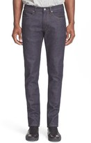 Acne Studios Men's 'Max' Slim Straight Leg Jeans