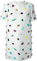 Stella McCartney 'Kasey' dress - women - Silk/Cotton/Polyester/Resin - 42