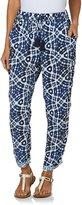 Seafolly Bahama Blue Shibori Pant
