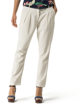 Tommy Hilfiger Final Sale- Pleated Pant