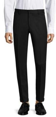 The Kooples Piping Slim-Fit Trousers