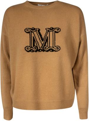 Max Mara Printed Sweater