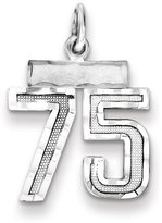goldia Sterling Silver Small Charm