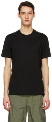 Givenchy Black Logo Trim T-Shirt