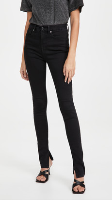 Good American Good Waist Long Jeans