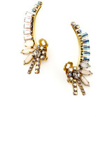 Elizabeth Cole Ariel Earrings