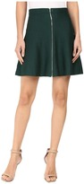 XOXO Zip-Up Skirt