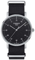 Tissot Men's Everytime Nato Strap Watch, 38Mm