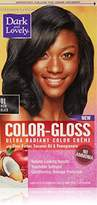 Soft Sheen Carson Dark and Lovely Color-Gloss Ultra Radiant Color Crème, 01