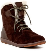 Emu Winton Genuine Sheep Fur Lace-Up Boot